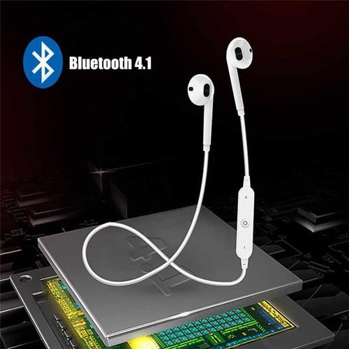 Tai nghe bluetooth S6 cao cấp âm thanh cực đỉnh tai nghe chống ồn hiệu quả
