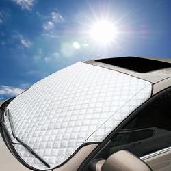 Tấm bạt che nắng kính trước ô tô