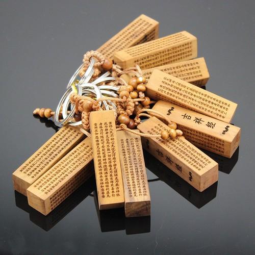 Móc khóa gỗ hình trụ vuông khắc Chú Đại Bi, giá trên là 1 cái - 11788585 , 19147152 , 15_19147152 , 30000 , Moc-khoa-go-hinh-tru-vuong-khac-Chu-Dai-Bi-gia-tren-la-1-cai-15_19147152 , sendo.vn , Móc khóa gỗ hình trụ vuông khắc Chú Đại Bi, giá trên là 1 cái