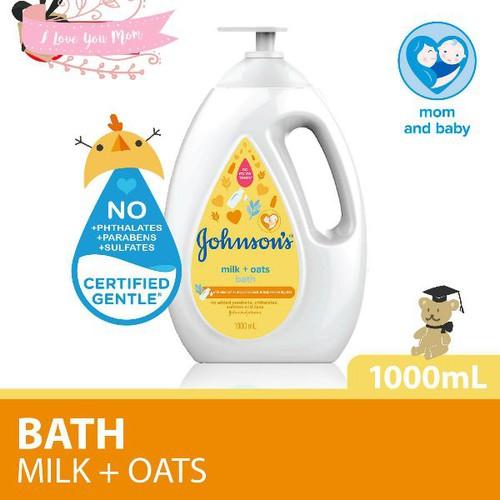 Sữa tắm JOHNSON Milk Oats - chai 1 lít - 11789485 , 19148596 , 15_19148596 , 270000 , Sua-tam-JOHNSON-Milk-Oats-chai-1-lit-15_19148596 , sendo.vn , Sữa tắm JOHNSON Milk Oats - chai 1 lít