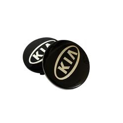Logo chụp mâm bánh xe, vành xe ô tô Kia đường kính 58mm: MÀU ĐEN BẠC Ô VAN - MÀU BẠC Ô VAN - MÀU BẠC - MÀU ĐEN