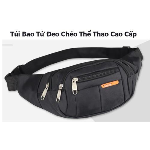 Túi Bao Tử Đeo Chéo, Đeo Bụng Thể Thao Cao Cấp - 11582513 , 19126119 , 15_19126119 , 55000 , Tui-Bao-Tu-Deo-Cheo-Deo-Bung-The-Thao-Cao-Cap-15_19126119 , sendo.vn , Túi Bao Tử Đeo Chéo, Đeo Bụng Thể Thao Cao Cấp