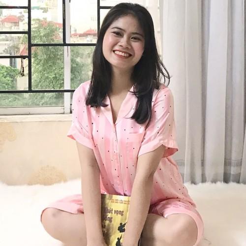 Bộ đồ mặc nhà pijama siêu xinh [giảm giá sốc]