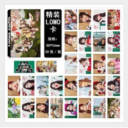 Lomo Card BTS TWICE Mẫu Mới