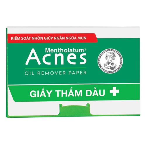 Giấy Thấm Dầu Acnes Oil Remover Paper 100 Tờ - 11776400 , 19127444 , 15_19127444 , 35000 , Giay-Tham-Dau-Acnes-Oil-Remover-Paper-100-To-15_19127444 , sendo.vn , Giấy Thấm Dầu Acnes Oil Remover Paper 100 Tờ