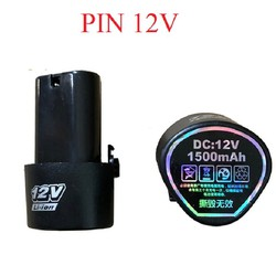 PIN MÁY KHOAN PIN-12V