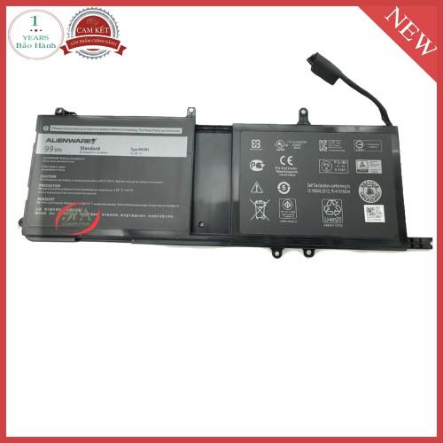 Pin laptop dell Alienware 15 R3