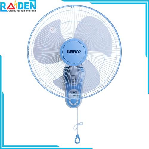 Quạt treo tường 1 dây công suất 47W Senko T1688 - 11337793 , 19167635 , 15_19167635 , 406000 , Quat-treo-tuong-1-day-cong-suat-47W-Senko-T1688-15_19167635 , sendo.vn , Quạt treo tường 1 dây công suất 47W Senko T1688