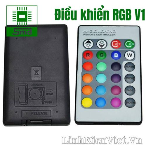 Điều khiển RGB V1