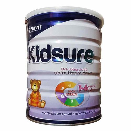 Sữa tăng cân Kidsure havit 900g - 11583067 , 19171309 , 15_19171309 , 398000 , Sua-tang-can-Kidsure-havit-900g-15_19171309 , sendo.vn , Sữa tăng cân Kidsure havit 900g
