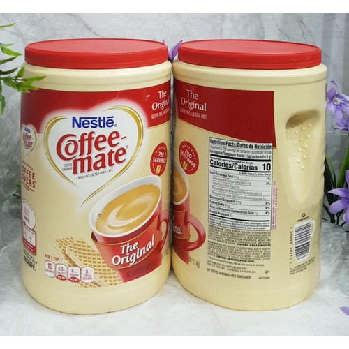 Bột kem cà phê sữa Nestle Coffee Mate 1.5kg - 11337747 , 19160851 , 15_19160851 , 450000 , Bot-kem-ca-phe-sua-Nestle-Coffee-Mate-1.5kg-15_19160851 , sendo.vn , Bột kem cà phê sữa Nestle Coffee Mate 1.5kg