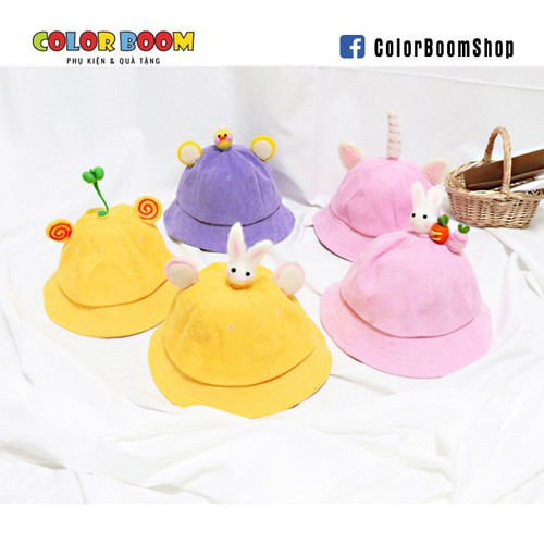 Nón Bucket nón bucket mũ bucket mầm cây cute nhiều màu nhiều mẫu - Bucket - 10510431 , 19170760 , 15_19170760 , 130000 , Non-Bucket-non-bucket-mu-bucket-mam-cay-cute-nhieu-mau-nhieu-mau-Bucket-15_19170760 , sendo.vn , Nón Bucket nón bucket mũ bucket mầm cây cute nhiều màu nhiều mẫu - Bucket
