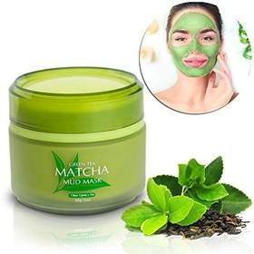 Mặt Nạ Trà Xanh Matcha Mud Mask Laikou Ngăn Ngừa Lão Hóa Da - CC006