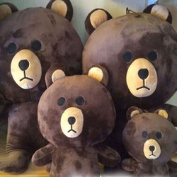 Thú Nhồi Bông Gấu Brown 50cm