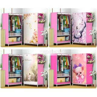 Tủ vải quần áo 3D 1 buồng - Tủ vải - Tủ quần áo - TVQA3D1B001-d thumbnail