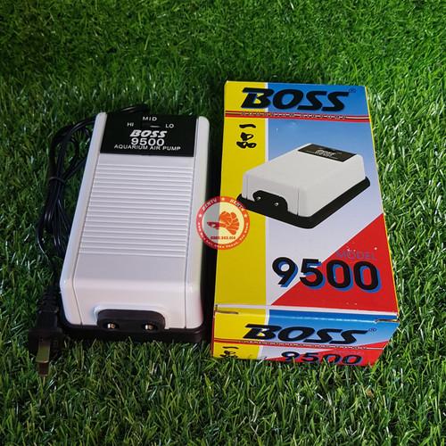 Máy Sủi Khí Oxy 2 Vòi BOSS 9500 - Tặng Dây Và Đá Sủi - 11790533 , 19150558 , 15_19150558 , 110000 , May-Sui-Khi-Oxy-2-Voi-BOSS-9500-Tang-Day-Va-Da-Sui-15_19150558 , sendo.vn , Máy Sủi Khí Oxy 2 Vòi BOSS 9500 - Tặng Dây Và Đá Sủi