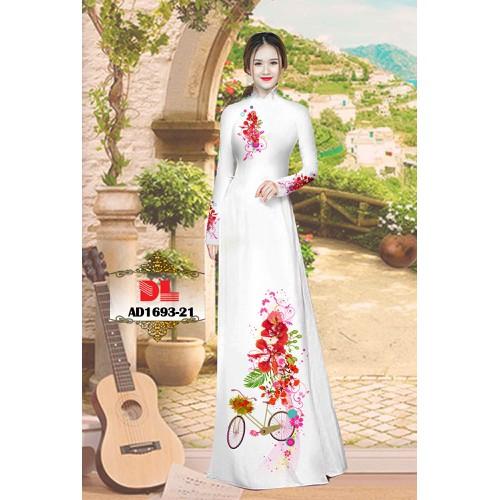 vải áo dài hoa phượng - 11179147 , 19149964 , 15_19149964 , 360000 , vai-ao-dai-hoa-phuong-15_19149964 , sendo.vn , vải áo dài hoa phượng