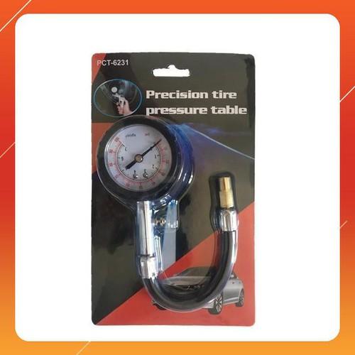 Thiết bị đo áp suất lốp xe