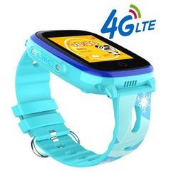 Đồng hồ định vị Trẻ em GPS WiFi 4G DF33 Có chế độ Gọi Video siêu tiện dụng, Công nghệ vượt trội về định vị và Call Video, Chống Nước tuyệt đối IP67 _Unlock 8868