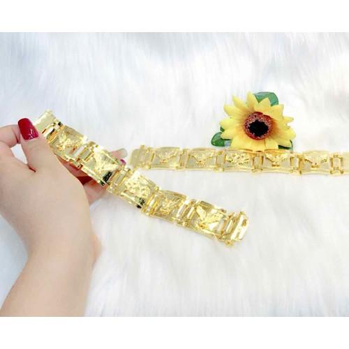 Lắc tay nam cao cấp dát vàng 24k hình đại bàng và rồng - 11797136 , 19160361 , 15_19160361 , 390000 , Lac-tay-nam-cao-cap-dat-vang-24k-hinh-dai-bang-va-rong-15_19160361 , sendo.vn , Lắc tay nam cao cấp dát vàng 24k hình đại bàng và rồng