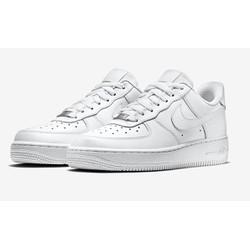 Giày Air Force 1 All White chính hãng xách tay