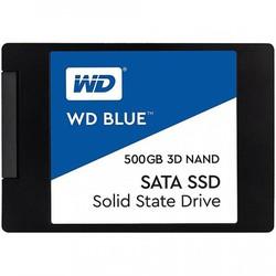 SSD WD Blue 3D NAND 500GBWDS500G2B0A SATA 2.5 inch - SSD