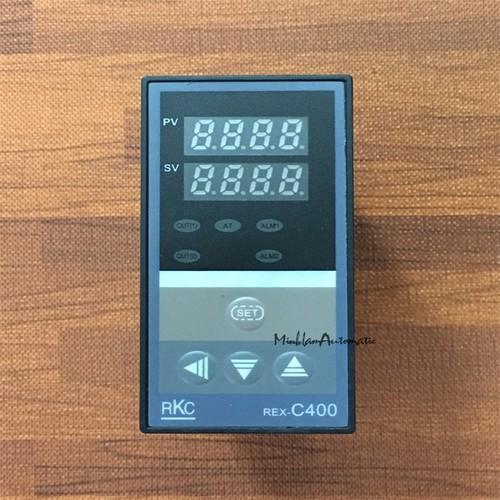 Đồng hồ nhiệt độ RKC REX-C400 - 11796530 , 19159616 , 15_19159616 , 330000 , Dong-ho-nhiet-do-RKC-REX-C400-15_19159616 , sendo.vn , Đồng hồ nhiệt độ RKC REX-C400