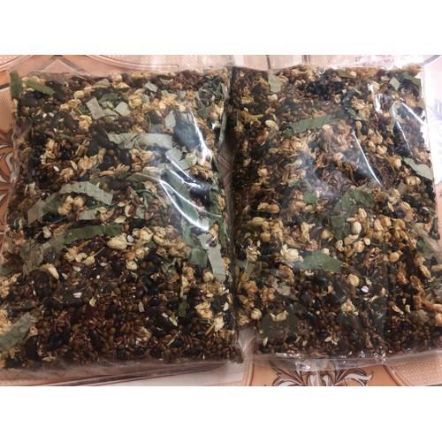 1 kg trà giảm cân gạo lứt rang củi rất thơm