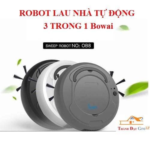 Robot lau nhà hút bụi tự động thông minh chính hãng 3 trong 1 bowai - 11811060 , 19182093 , 15_19182093 , 479000 , Robot-lau-nha-hut-bui-tu-dong-thong-minh-chinh-hang-3-trong-1-bowai-15_19182093 , sendo.vn , Robot lau nhà hút bụi tự động thông minh chính hãng 3 trong 1 bowai