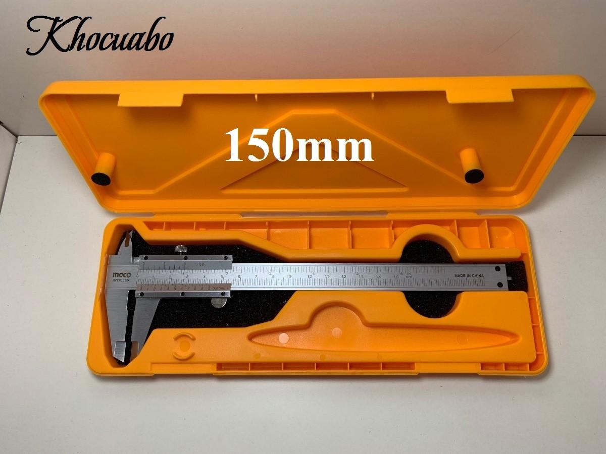 Thước kẹp Ingco HVC01150 - HVC01150