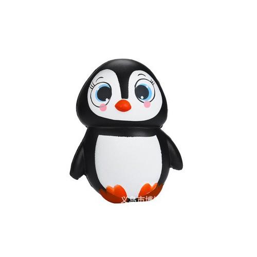 SquiShy chim cánh cụt mập