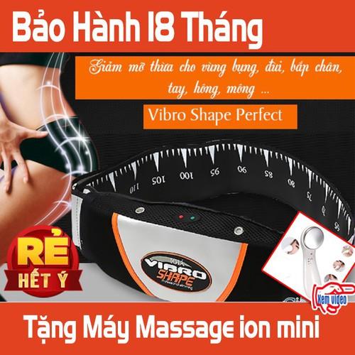 Đai massage bụng