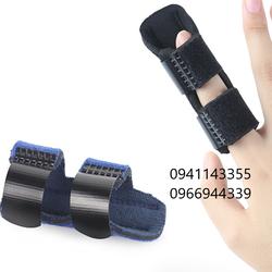 Băng nẹp ngón tay nẹp cố định giữ khớp xương cho ngón gãy trật gân, BỘ 1 CÁI