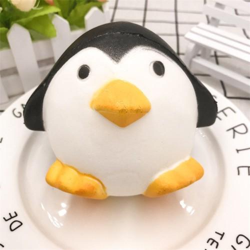 SquiShy chim cánh cụt tròn - 11810345 , 19180589 , 15_19180589 , 63700 , SquiShy-chim-canh-cut-tron-15_19180589 , sendo.vn , SquiShy chim cánh cụt tròn