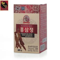 Thực phẩm bảo vệ sức khỏe cao Hồng Sâm Han Sam 6 năm tuổi Hàn Quốc 250gr