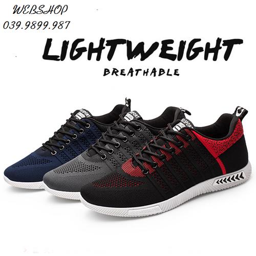Giày thể thao nam - Giày nam thể thao - Giày thể thao nam phong cách Hàn Quốc