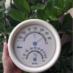 Nhiệt ẩm kế Tanita TT513 đo nhiệt độ độ ẩm phòng