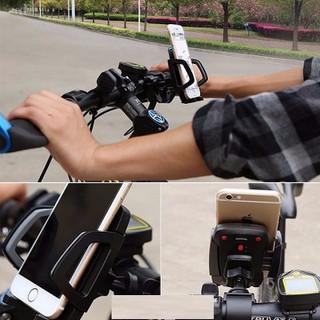 giá treo điện thoại cho xe đạp - giá đỡ điện thoại xe đạp - giá đỡ điện thoại thumbnail