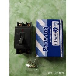 Cầu dao an toàn CB 20A Pansong
