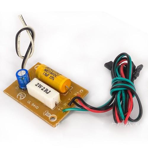 Combo 02 mạch phân tần bảo vệ loa 2 đường tiếng 1 bass và 1 treble