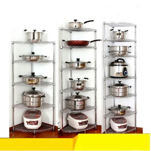 Kệ góc bếp inox 5 tầng 40x40x150 -kệ bếp 5 tầng  RE0385-kệ inox 5 tầng- giá để đồ 5 tầng- giá inox góc bếp- kệ góc bếp inox- kệ đa năng 5 tầng - kệ nhà bếp cao cấp - kệ bếp inox - kệ inox cao cấp HRE0 - 10590837 , 19184647 , 15_19184647 , 890000 , Ke-goc-bep-inox-5-tang-40x40x150-ke-bep-5-tang-RE0385-ke-inox-5-tang-gia-de-do-5-tang-gia-inox-goc-bep-ke-goc-bep-inox-ke-da-nang-5-tang-ke-nha-bep-cao-cap-ke-bep-inox-ke-inox-cao-cap-HRE0385-15_19184647 ,