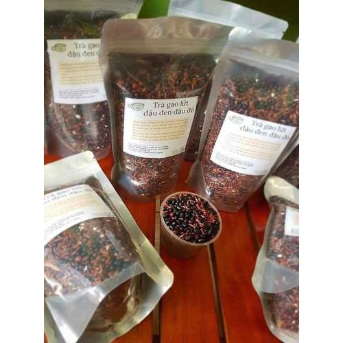 1 kg trà gạo lứt hoa nhài hand made giảm cân siêu tốc