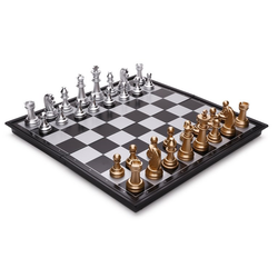 Bộ cờ vua nam châm cao cấp UB 4812-A 32x32cm