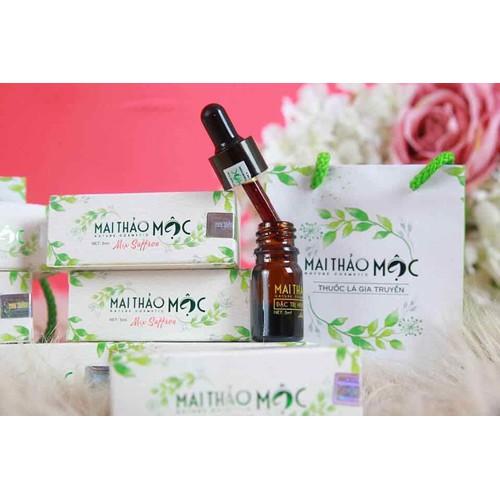 Serum trị mụn Mai Thảo Mộc Mix Saffron - 11819897 , 19195421 , 15_19195421 , 159000 , Serum-tri-mun-Mai-Thao-Moc-Mix-Saffron-15_19195421 , sendo.vn , Serum trị mụn Mai Thảo Mộc Mix Saffron