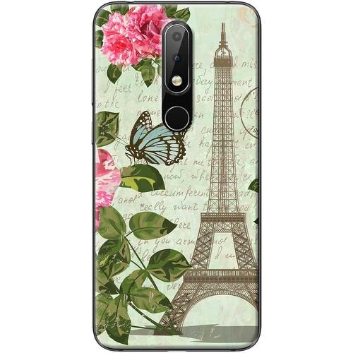 Ốp lưng nhựa dẻo Nokia 5.1 Plus Paris lãng mạn - 11403078 , 19199913 , 15_19199913 , 99000 , Op-lung-nhua-deo-Nokia-5.1-Plus-Paris-lang-man-15_19199913 , sendo.vn , Ốp lưng nhựa dẻo Nokia 5.1 Plus Paris lãng mạn