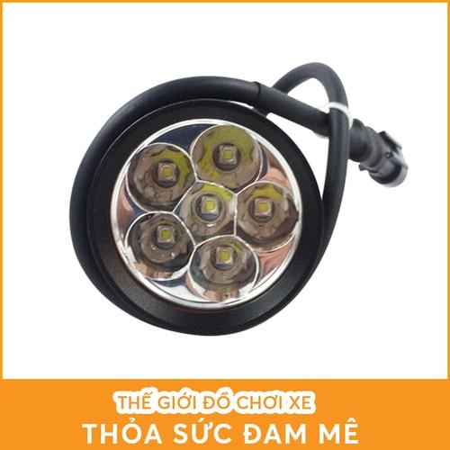 Đèn trợ sáng Cree L6X 6 tim XPL chip
