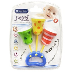 Lục lạc Jiggly™ Rattle Series Lucky Baby