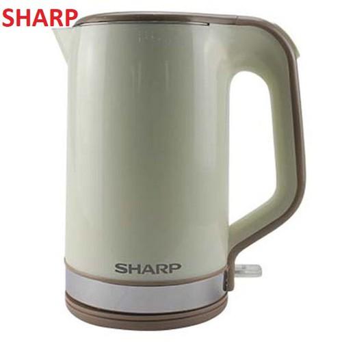 Ấm đun nước siêu tốc Sharp 1.8 lít EKJ-18VP - 11817385 , 19191963 , 15_19191963 , 789000 , Am-dun-nuoc-sieu-toc-Sharp-1.8-lit-EKJ-18VP-15_19191963 , sendo.vn , Ấm đun nước siêu tốc Sharp 1.8 lít EKJ-18VP