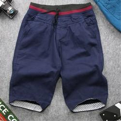 quần kaki lưng thun vải đẹp xanh đậm DD157 shop địch địch  quần jean nam quần short