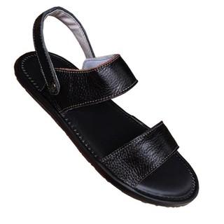 Dép sandal nam quai ngang da bò cao cấp TH QN251 - QN251 thumbnail